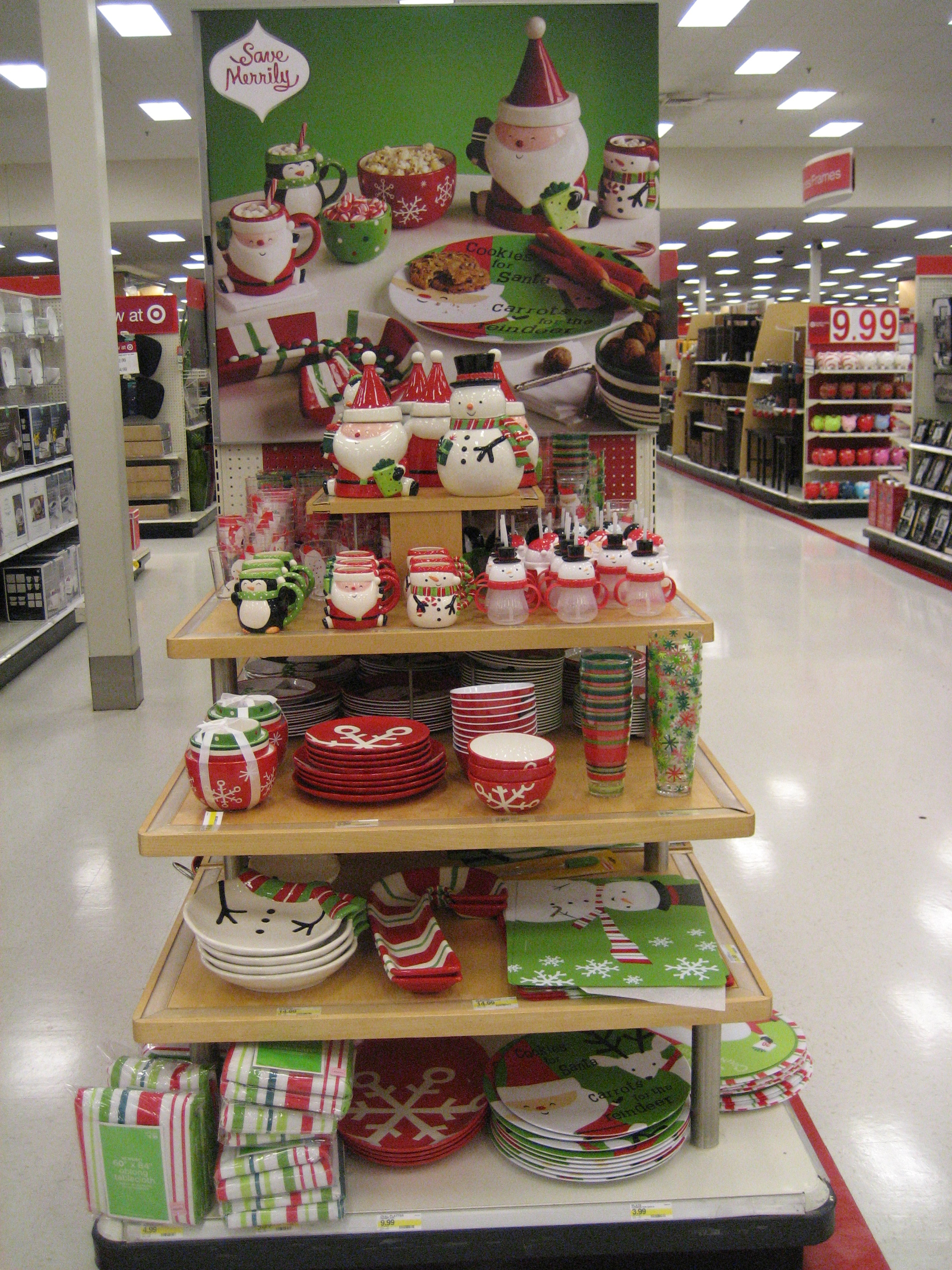 Christmas is Coming…And You'll Find It At Target! | More is More Mom