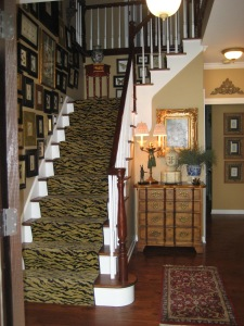 Stair Runner More Is More Mom