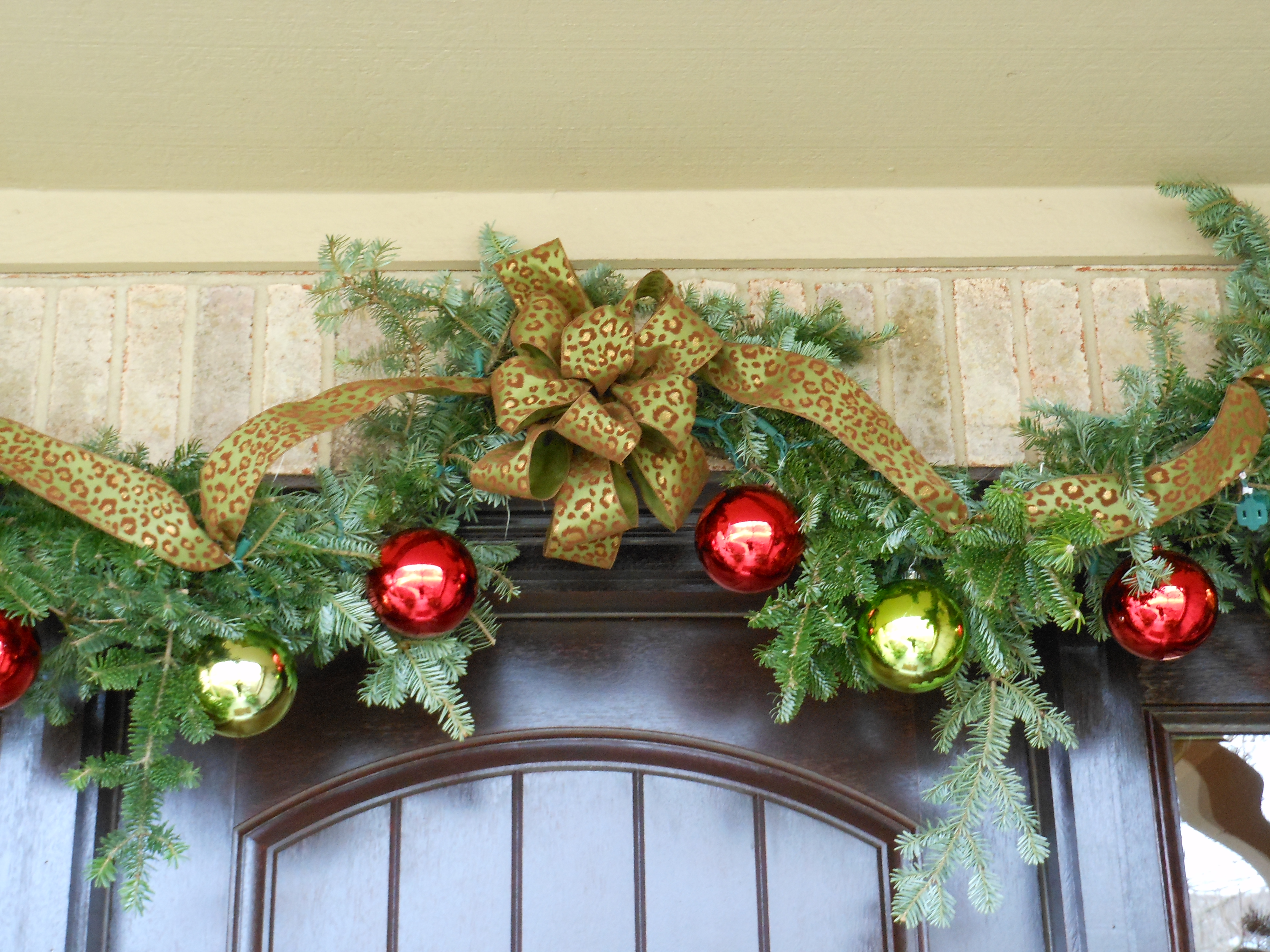 Christmas ornaments | More is More Mom