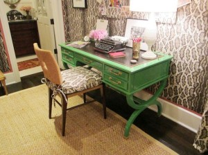 Green Lacquer is to Die For!